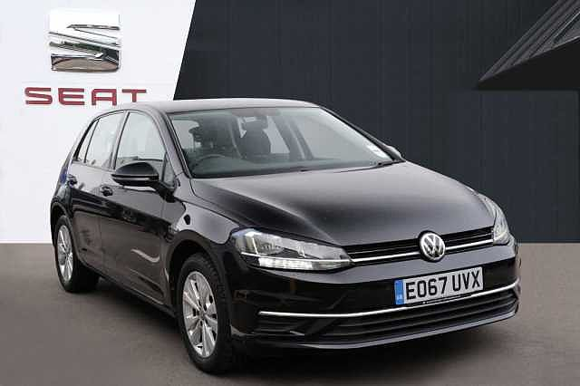 VOLKSWAGEN Golf MK7 Facelift 1.4 TSI SE Nav 125PS DSG 5