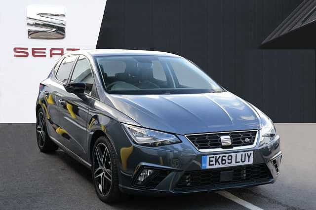 SEAT Ibiza 1.0 TSI (115ps) FR Sport 5-Door