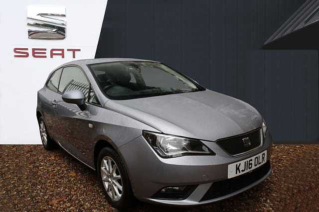 SEAT Ibiza SC 1.0 EcoTSI SE Technology (95 PS) 3-Door