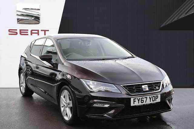 SEAT Leon 5 Door 5dr (2016) 1.4 TSI  FR Technology (125 PS)